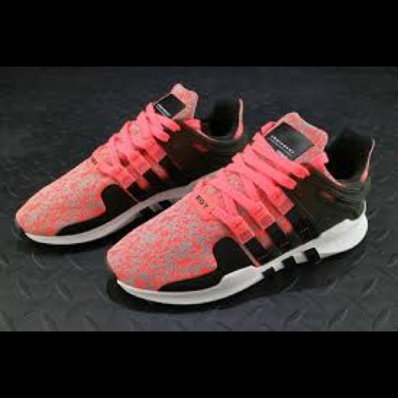 sports shoes 150f5 cdf8d ... order adidas eqt equipment support adv vapor pink grey 2d4b3 53c74